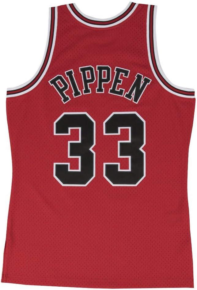 Mitchell /& Ness Chicago Bulls Scottie Pipen Camiseta sin mangas
