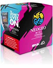 Neo Geo - SNK Mini International Edition (Incluye 40 juegos)