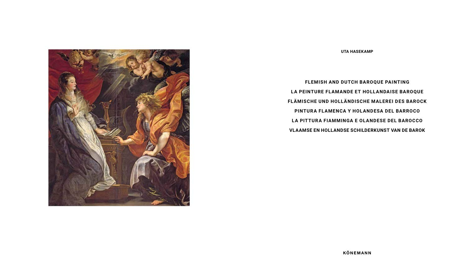 La peinture flamande et hollandaise baroque: 9782809915136: Amazon ...