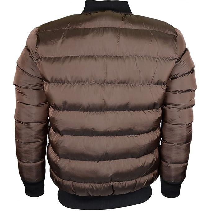 Sik Silk - Chaqueta - para hombre Marrón marrón Large ...