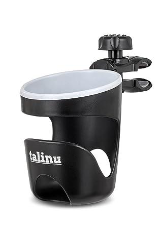 TALINU soporte de bebidas universal - cupholder para buggy y carrito: Amazon.es: Bebé
