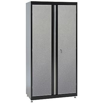 Amazon.com: Sandusky Lee GF3F361872-M9 Welded Steel Cabinet, 2 ...