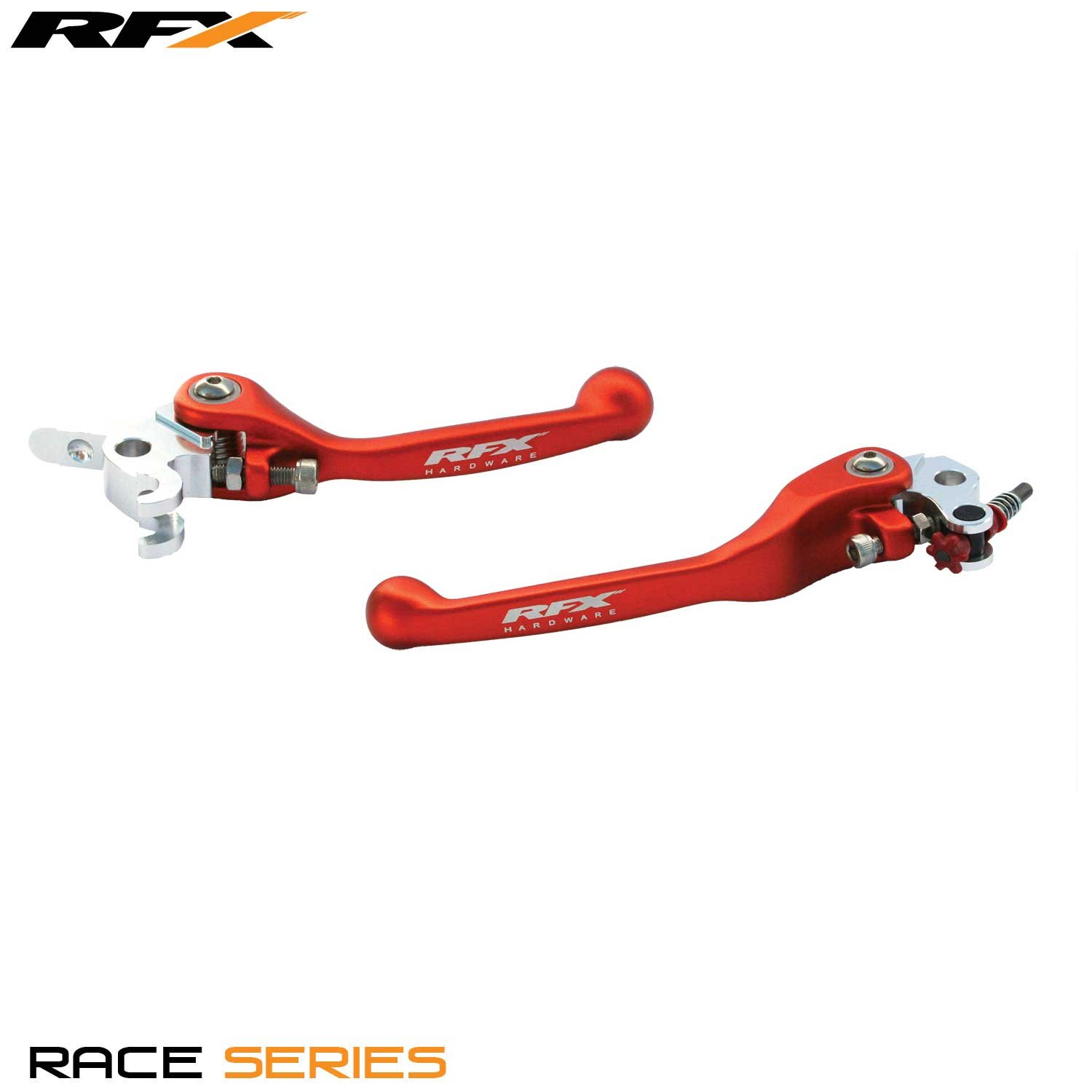 Rfx Fxfl 50300  55OR forgiata flessibile leva set KTM SX125  EXC125  05  –   08/144/200/200  05  –   08 FXFL 50300 55OR