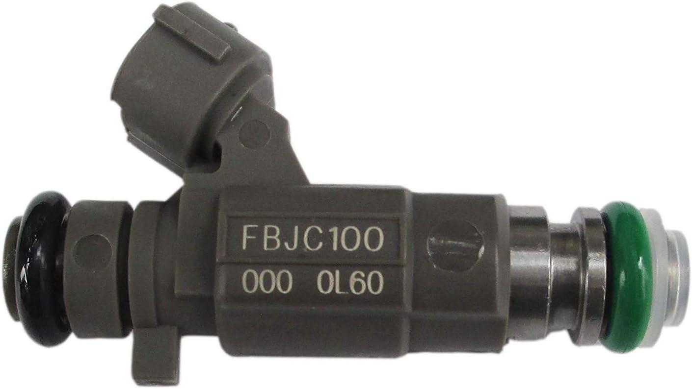 6 Pcs Fuel Injectors For Nissan Infiniti FX35 G35 350Z Pathfinder QX4 FBJC100