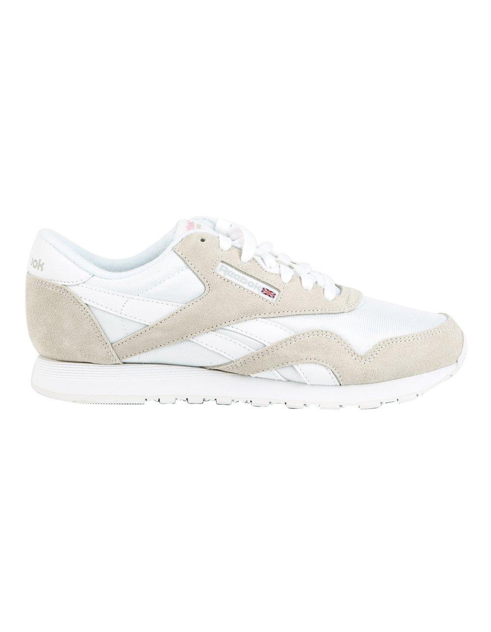 Reebok Zapatillas 8 B(M) US|Blanco-gris Claro Venta de calzado deportivo de moda en línea