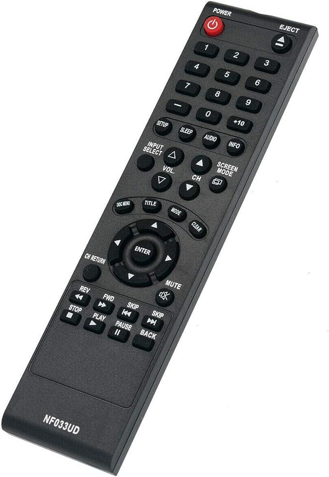 NiceTQ - Mando a Distancia para televisor Emerson LD190EM1 ...