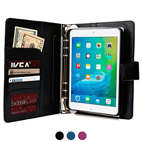 Amazon ipad mini 123 case with notepad cooper foldertab ipad mini 123 case with notepad cooper foldertab business travel luxury reheart Gallery