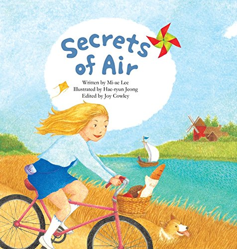 Science Storybooks:Secrets of Air