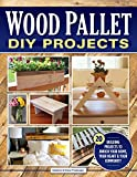 building a wine rack Wood Pallet DIY Projects: 20 Building Projects to Enrich Your Home, Your Heart & Your Community (Fox Chapel Publishing) Make One-of-a-Kind Useful Items for Your Home and Garden from Reclaimed Wood