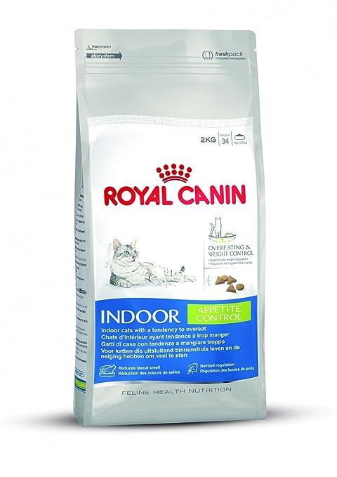 Royal Canin Gatos Interior Control Apetito 400 g