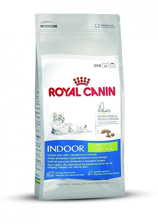 Royal Canin Gatos Interior Control Apetito 400 g: Amazon.es ...