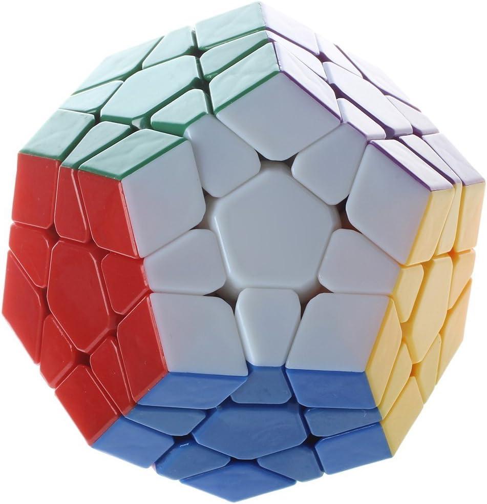 Rubi cube magique MEGAMINX 12 faces casse-tête NEUF !!