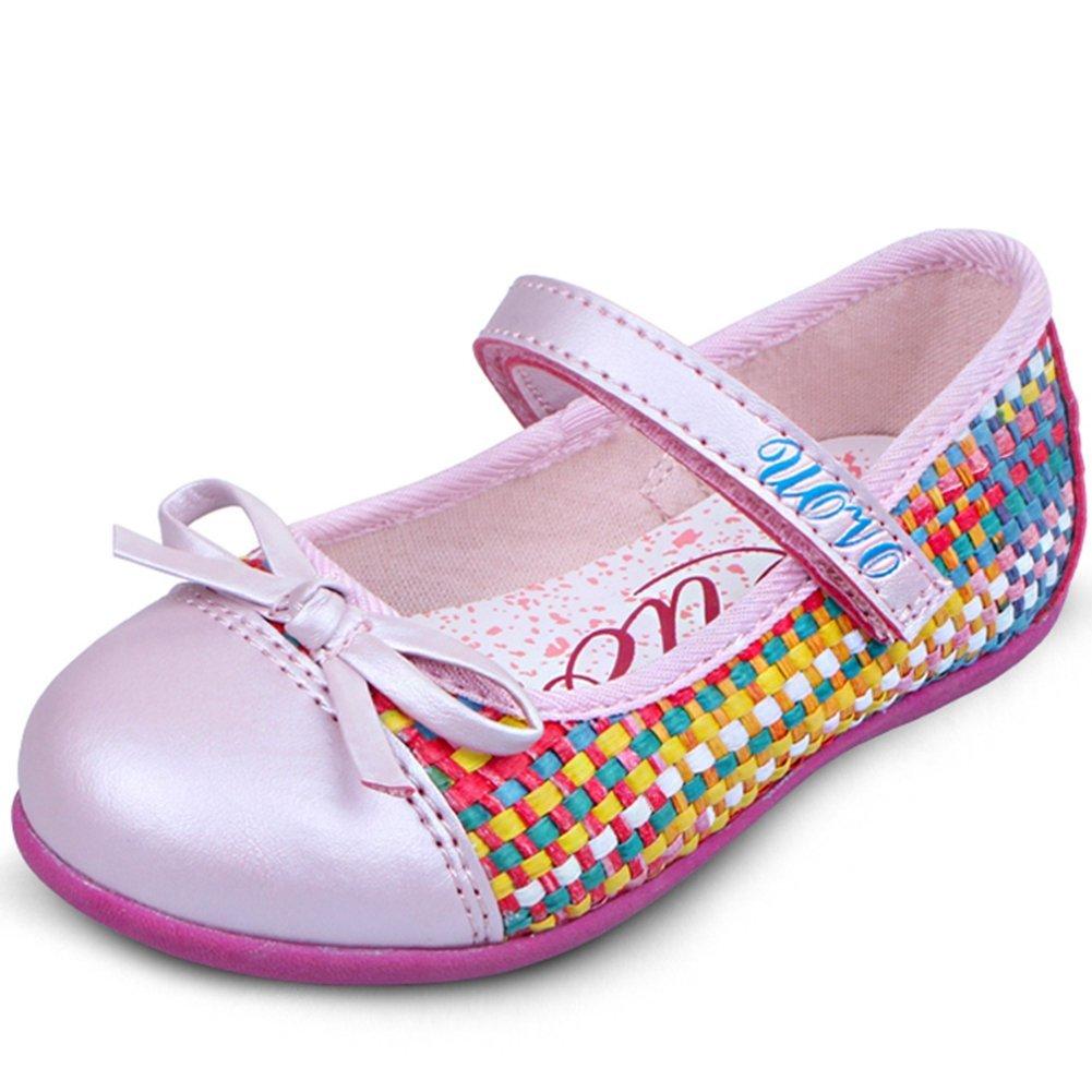 Mandy Romantic Kids Summer Girl's Ballet Flats for Girls Casual Slip On Flat (Toddler/Little Kid/Big Kid)