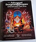 Official Advanced Dungeons and Dragons, Unearthed Arcana