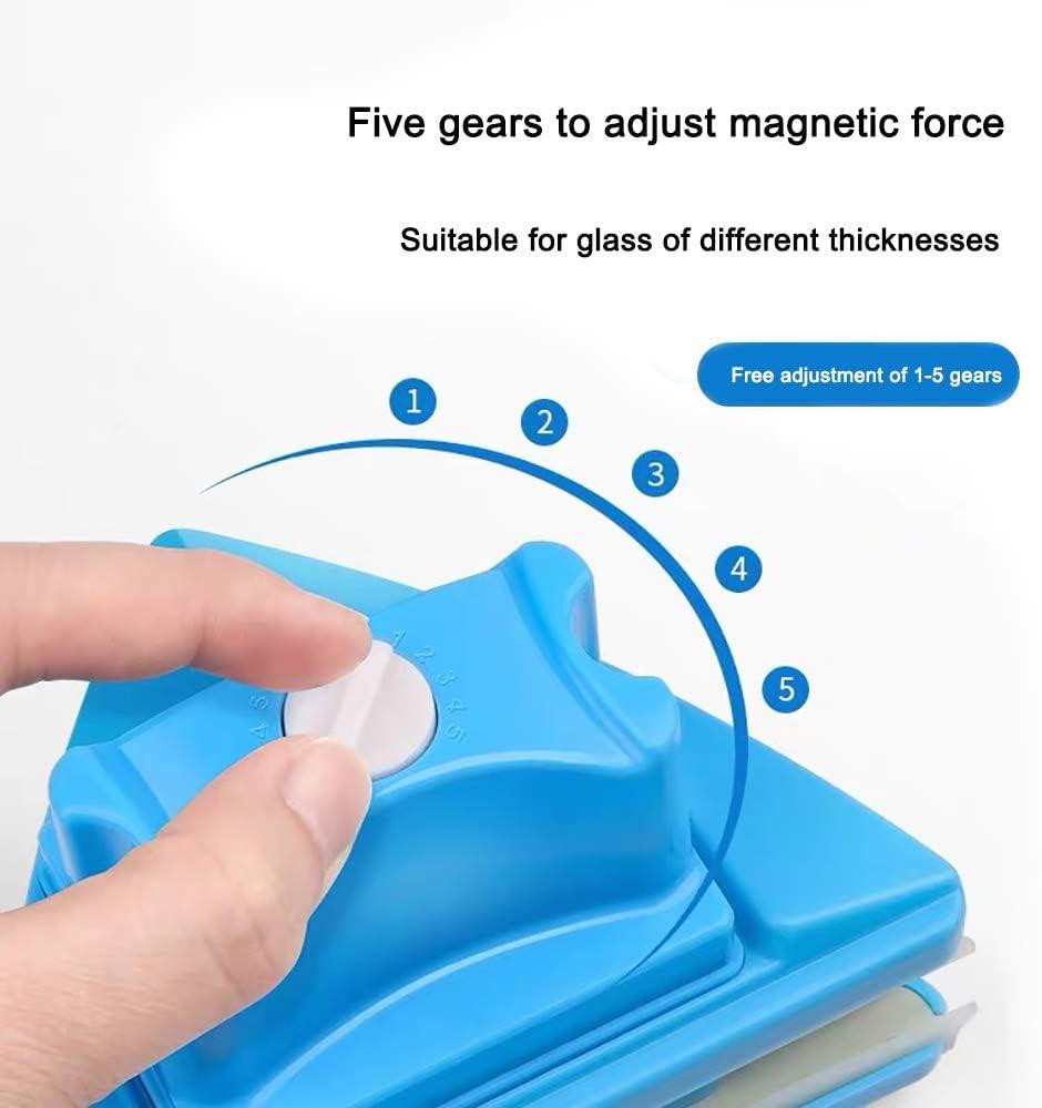 1 1//8/'/'/_RU Professional Strong Magnet Window Glass Cleaner W Sqeuugee 30mm