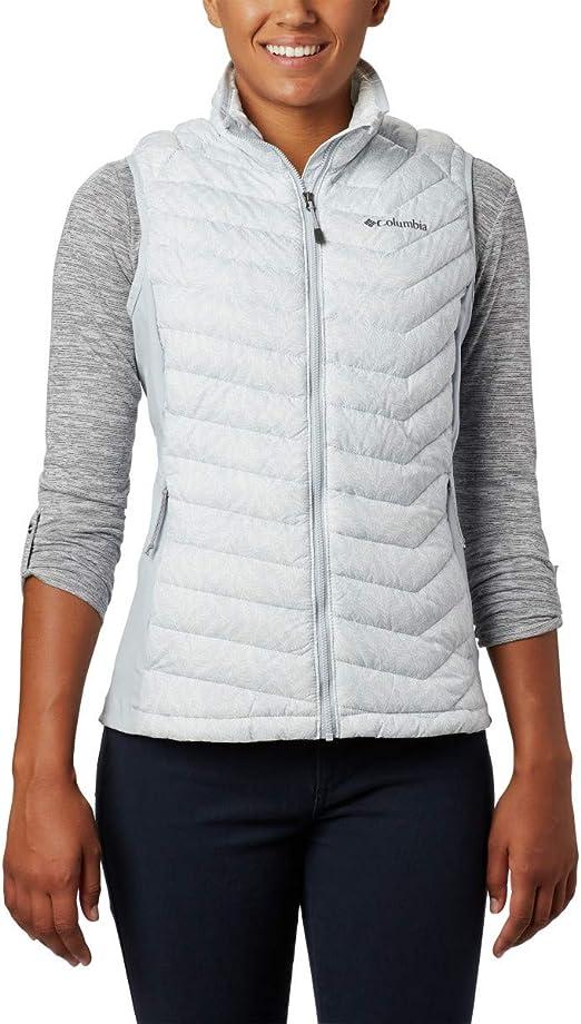 Columbia Women's Powder Pass Vest, Insulated, Waterproof
