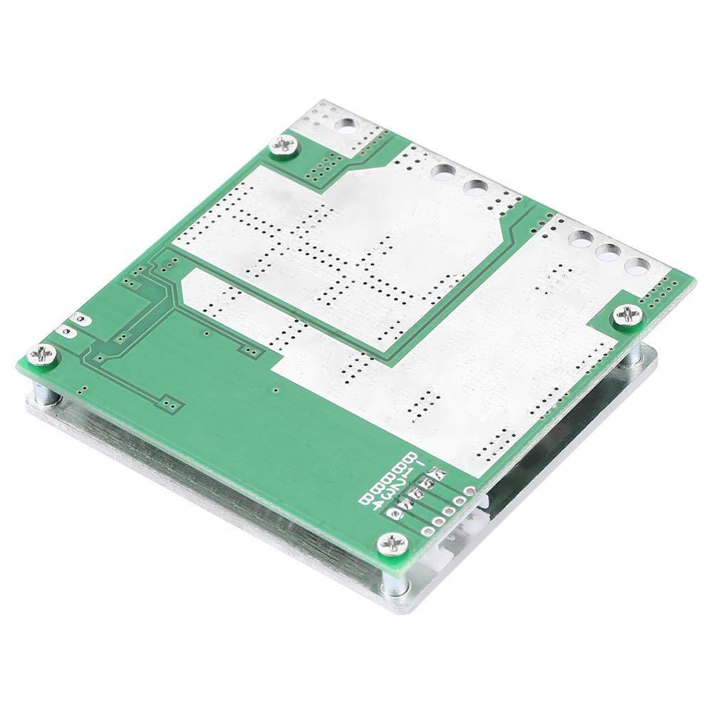 Panneau de Protection de Batterie, Keenso Carte PCB BMS de Panneau de Protection de Batterie au Lithium de 3S 12V 100A avec le Chargement de Balance