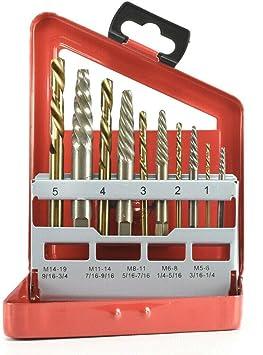 "5 Pieces Elitexion 3/"" Power Drill Driver Bit Set"