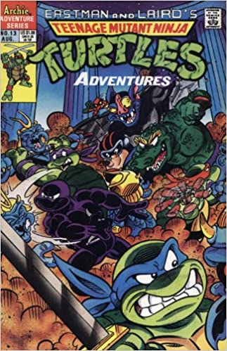 Eastman and Lairds Teenage Mutant Ninja Turtles Adventures ...