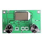 Icstation Digital FM Radio Wireless Receiver Module LCD Display DSP PLL 76.0MHz-108.0MHz