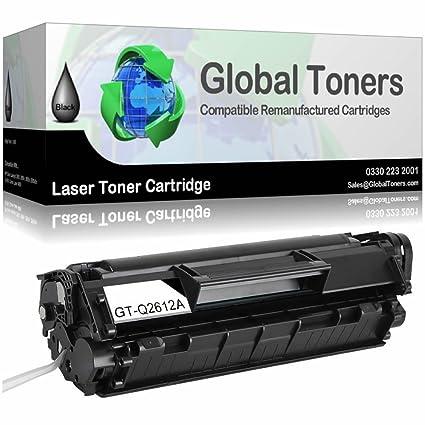 Q2612A/12 un cartucho de tóner Compatible para HP LaserJet 1010 ...