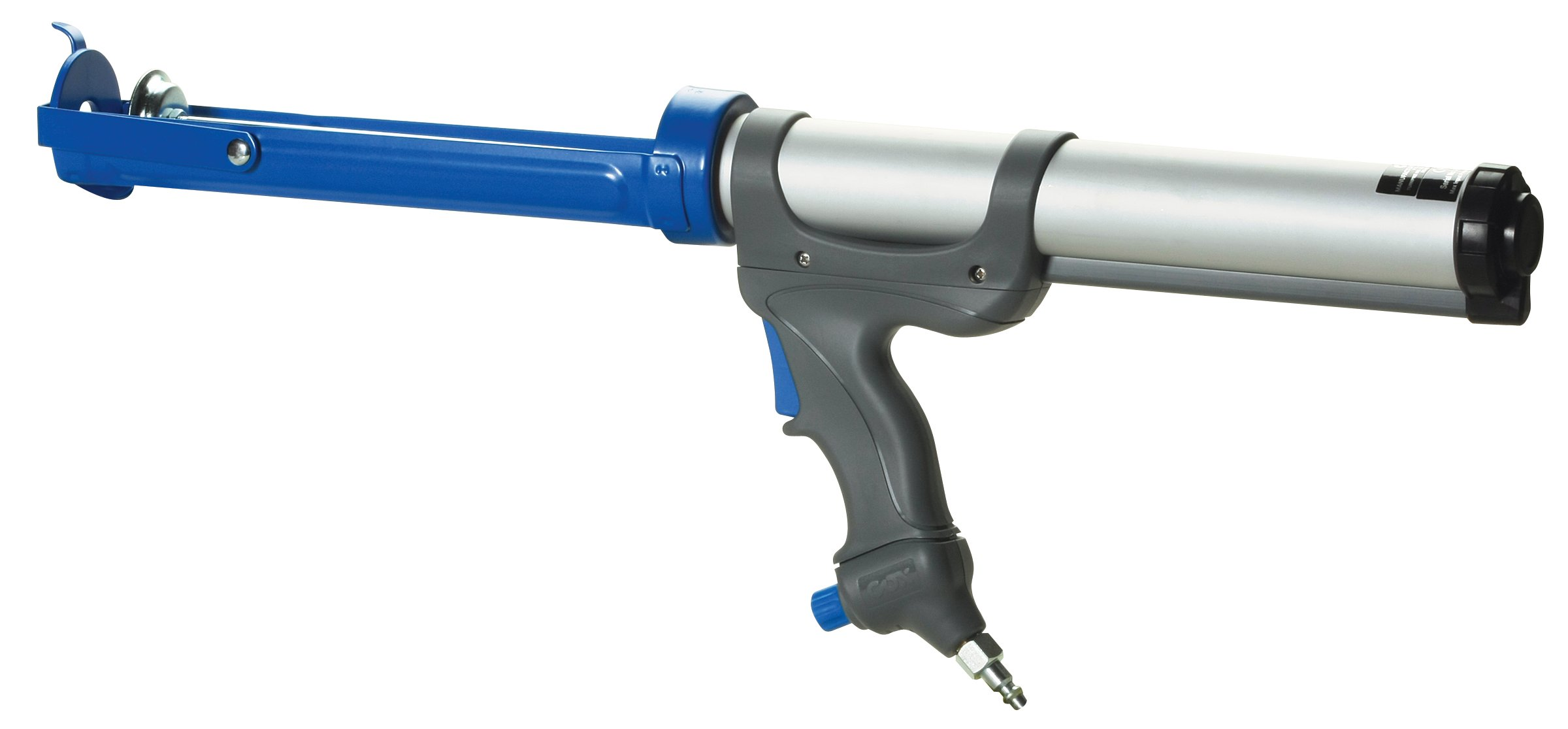 COX 63002 Berkshire 29-Ounce Cartridge Pneumatic Caulk Gun