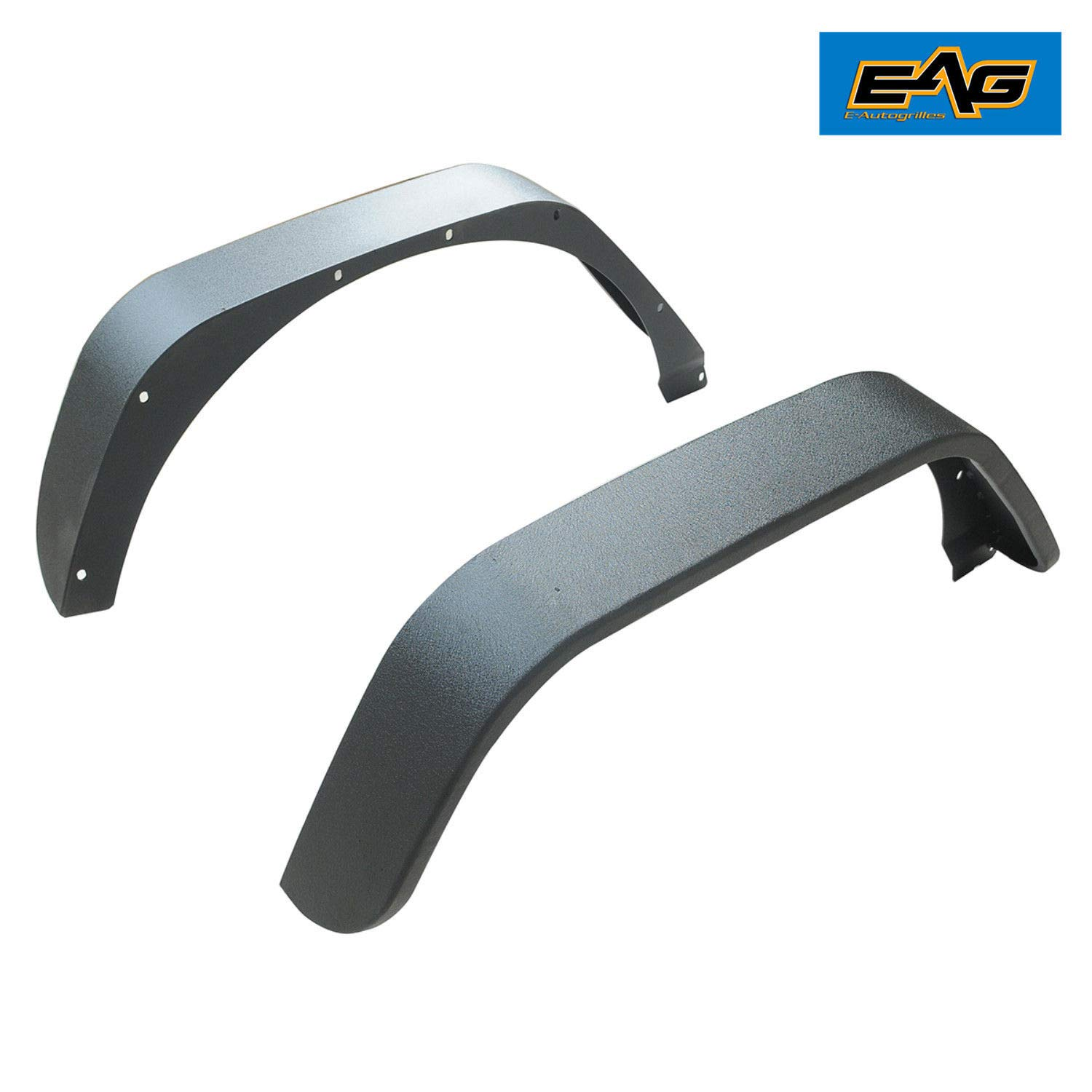 Steel EAG JL Rear Fender Flares for 18-19 Jeep Wrangler JL