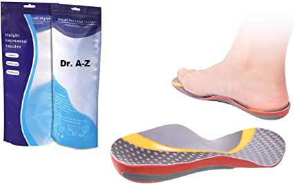 Dr. A-Z's Insoles Custom Fit Orthotic