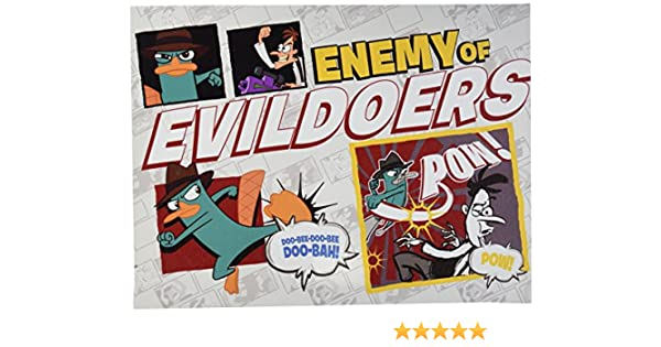 Disney Phineas and Ferb LED Canvas Wall Art Posters & Prints