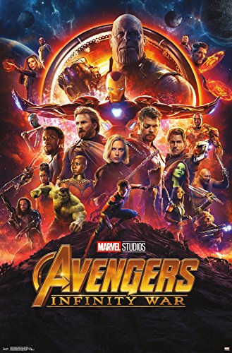 Trends International Avengers: Infinity War-One Sheet Wall P