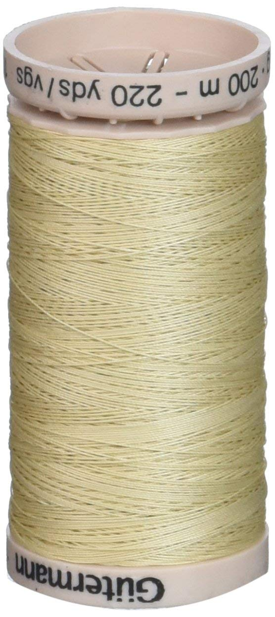 Gutermann-Thread Quilting 220 Yards Crema 024440