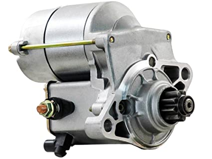 Amazoncom NEW STARTER FITS ACURA INTEGRA L VTEC MANUAL - Acura integra transmission