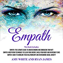 Empath: 3 Manuscripts: Empath Series, Book 4 Audiobook by Ryan James, Amy White Narrated by Elizabeth Jamo