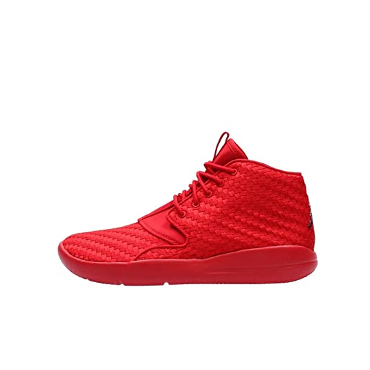 a6305d5d6ed362 Nike Jordan Eclipse Chukka Woven BG Basketball 881461 601 RED (5.5)   Amazon.ca  Shoes   Handbags