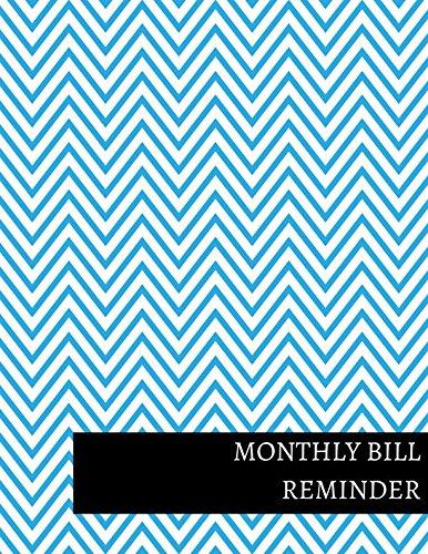 Monthly Bill Reminder PDF