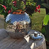 Starlite Garden and Patio Torche Firepot Torch Decor, Olympia by RIH Industries