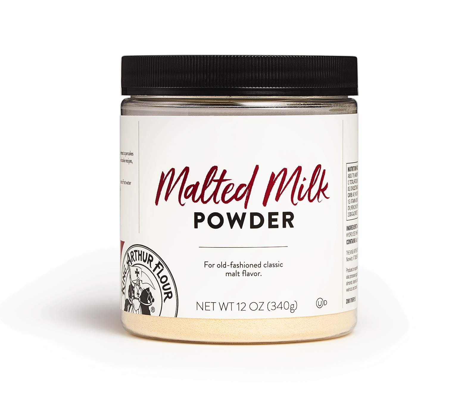 King Arthur Flour Malted Milk Powder, 12 oz by King Arthur Flour