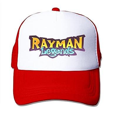 E4D5FG Rayman Legends Baseball Snapback Hats Hip Pop Cap Amazoncouk Clothing