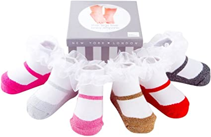 New Baby Girls Infant Faux Shoe Combed Cotton Knit Tights . 0-9 months so soft