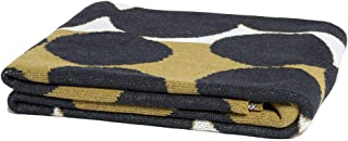 product image for in2green Eco Huey Throw by Susy Pilgrim Waters - 50 x 60 - Moss