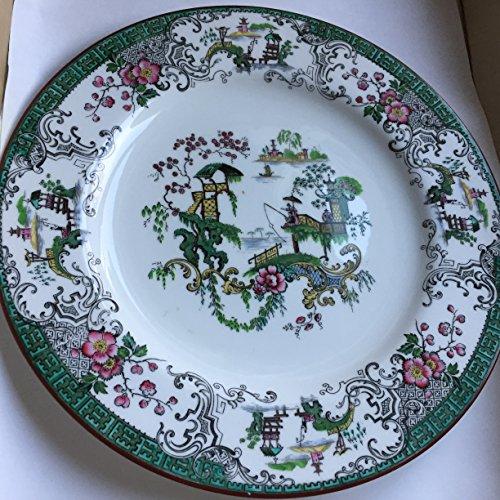 Spode Copeland Multicolored Plate w/Oriental Pattern