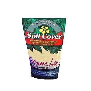 Mosser Lee ML1111 White Sand Soil Cover, 5 lb.