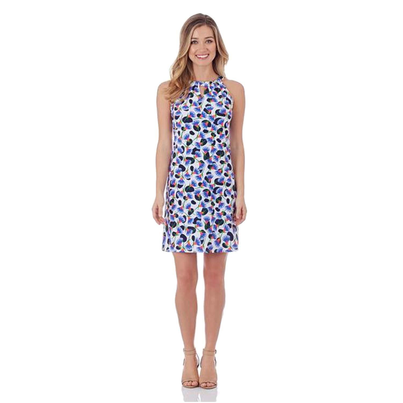 Dancing Lillies Navy Jude Connally Women's Lisa Dress