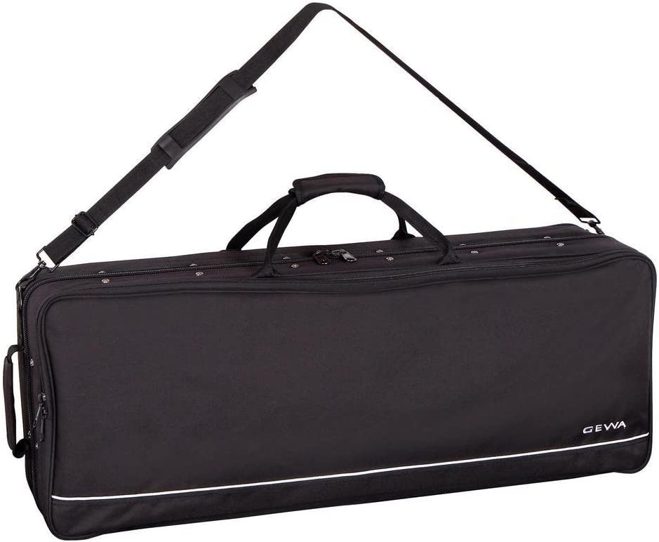 GEWA 708150 - Estuche para saxo tenor, ligero, color negro: Amazon.es: Instrumentos musicales