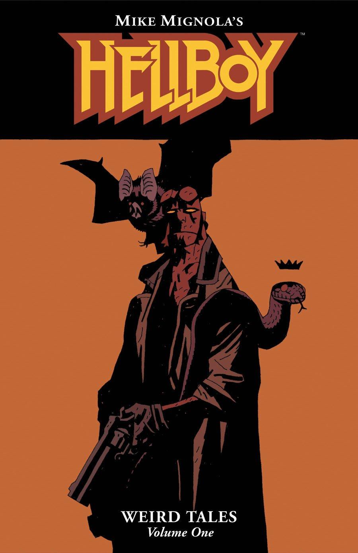 Hellboy  Weird Tales Vol. 1