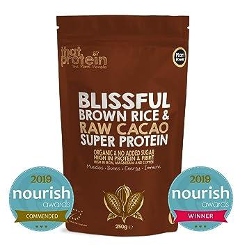 Amazon.com: Proteína Que Super de proteína, 016, 1: Health ...