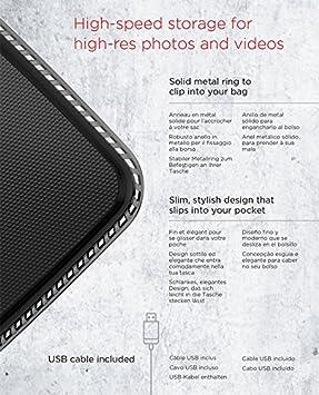SSD Portable SanDisk Extreme 500 de 480 Go avec une Vitesse de Lecture Allant jusqu/à 430 Mo//s