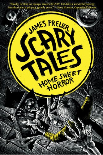 Home Sweet Horror (Scary Tales) (Halloween Scary Story With Food)