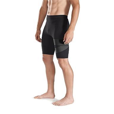 new concept 9a3a4 e4451 BioSkin Mens Running Shorts - Premium Compression Running Shorts - Quick  Dry Italian Fabric mazama Short