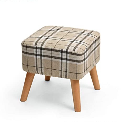 Amazon.com: ZLL-Design Simple Storage Stool Footstool ...